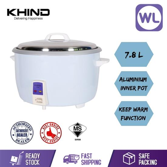 Picture of KHIND RICE COOKER RC780