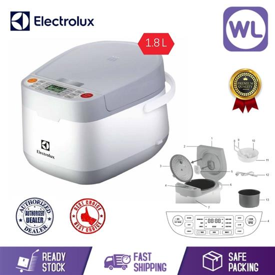 Picture of ELECTROLUX JAR RICE COOKER ERC6603W