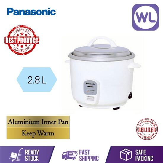 Picture of PANASONIC RICE COOKER SR-E28A-S