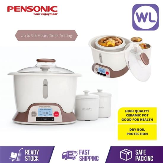 Picture of PENSONIC DOUBLE BOILER PDB-283