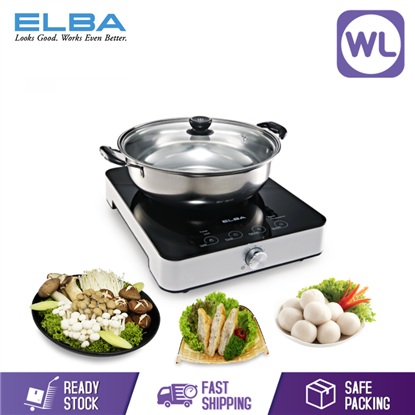 Picture of ELBA INDUCTION COOKER EIC-G1811(BK)