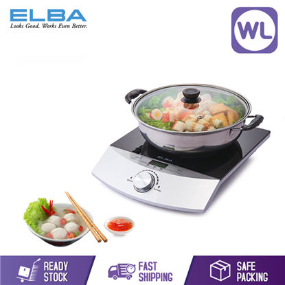 Picture of ELBA INDUCTION COOKER EIC-G1816(BK)