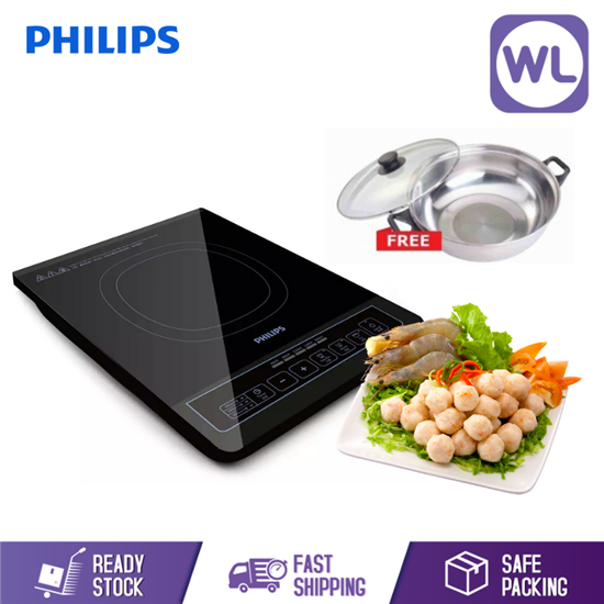 Picture of PHILIPS INDUCTION COOKER HD4902/60