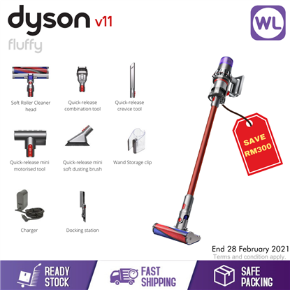 Picture of DYSON V11™ FLUFFY VACUUM CLEANER