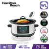 Picture of Hamilton Beach Set 'n Forget® 4.5 L. Programmable Slow Cooker 33956