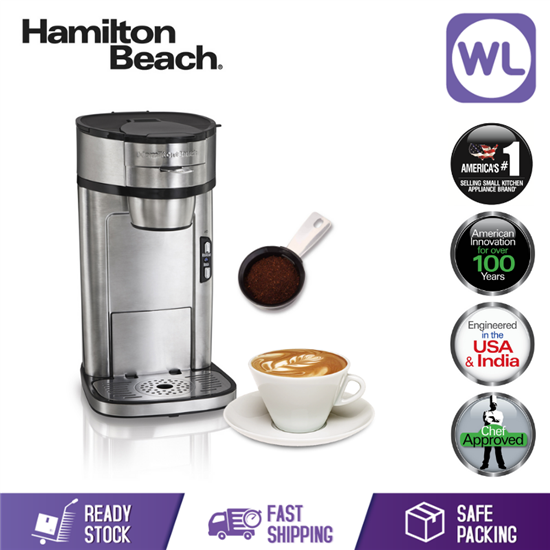 Picture of Hamilton Beach The Scoop® Single-Serve Coffee Maker 49981