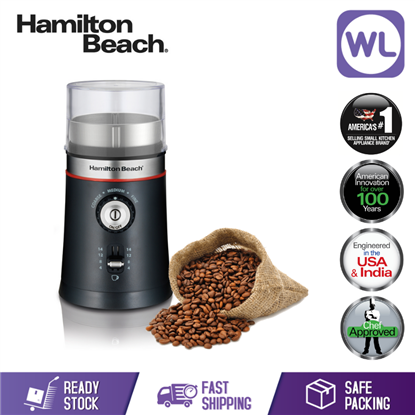 Picture of Hamilton Beach Custom Grind™ Coffee Grinder 80393