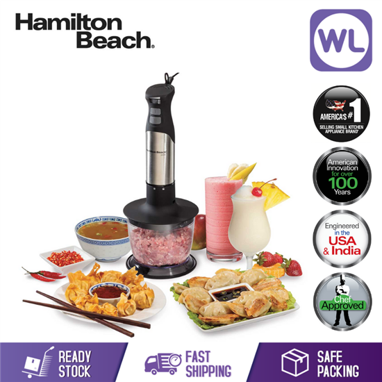 Picture of Hamilton Beach Stainless Steel Hand Blender 59769