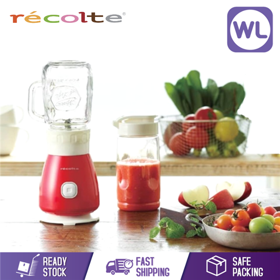 Picture of RECOLTE SOLO SOLEN BLENDER RSB-3(R)_RED
