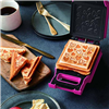 Picture of RECOLTE LIMITED HEART EDITION PRESS SANDWICH MAKER RPS-1(FP)_FUCHSIA PINK