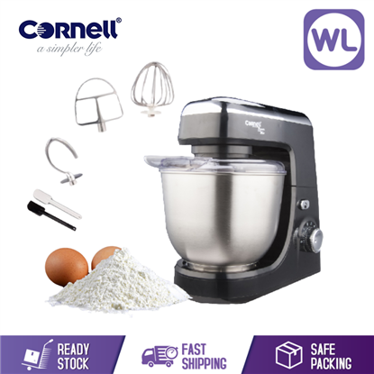Picture of Online Exclusive   CORNELL STAND MIXER CSM-E600SSBK