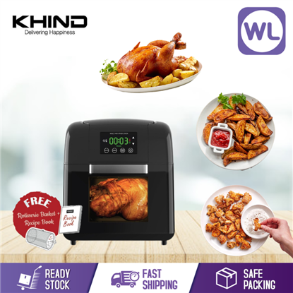Picture of KHIND MULTI AIR FRYER OVEN ARF9500