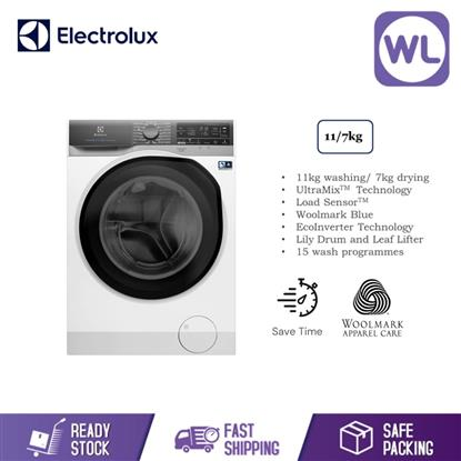 Picture of ELECTROLUX 11/7kg UltimateCare™ 900 WASHER DRYER EWW1141AEWA