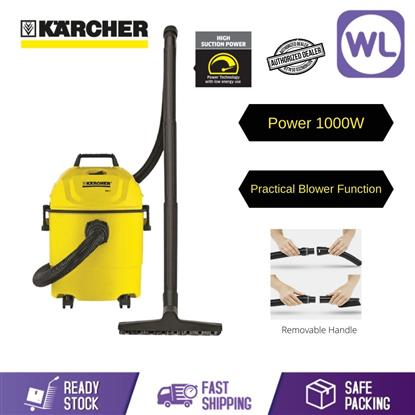 Picture of KARCHER 3 IN 1 VACUUM CLEANER WD1 HOME