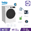 Picture of BEKO 12kg FREESTANDING WASHER WTE12745X0D