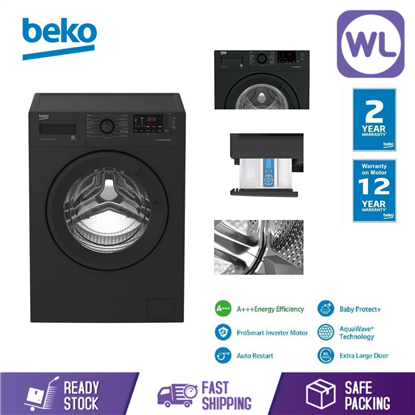 Picture of  BEKO 7kg FRONT LOAD WASHER WTE-7512XA0A