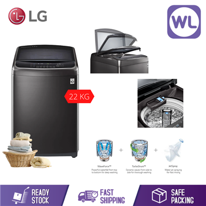 Picture of LG 22kg TOP LOAD WASHER TH2722SSAK