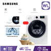 Picture of SAMSUNG 10.5kg FRONT LOAD WASHER WW10K6410QW/FQ