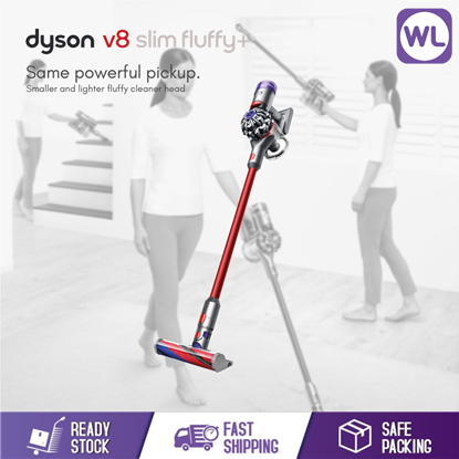 Picture of DYSON VACUUM CLEANER V8 SLIM FLUFFY +