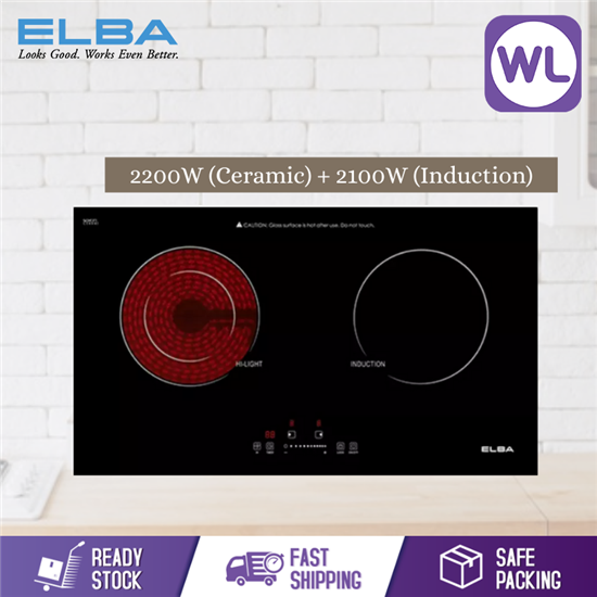 Picture of ELBA BUILT-IN INDUCTION CERAMIC HOB EICH-G3622ST(BK)