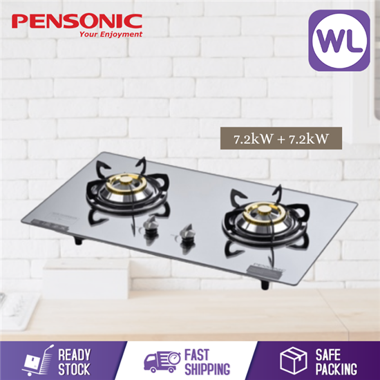 Picture of PENSONIC BUILT-IN GLASS HOB PGH-412N