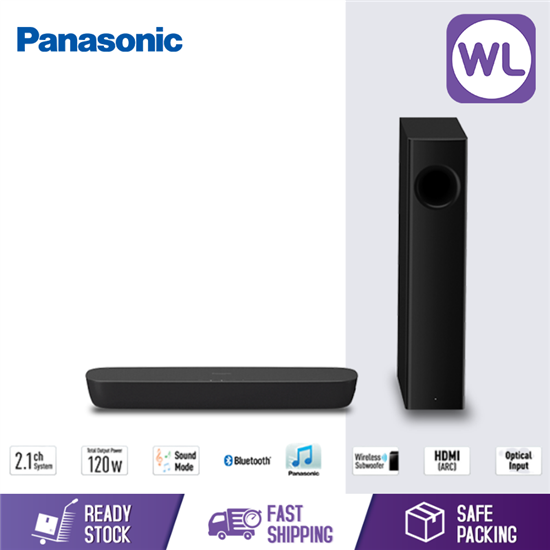 Picture of PANASONIC HOME CINEMA SYSTEM AND SOUNDBOX SC-HTB250