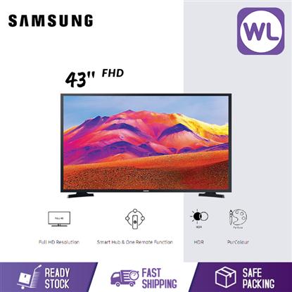 Picture of SAMSUNG 43'' SMART FHD TV UA43T6000AKXXM