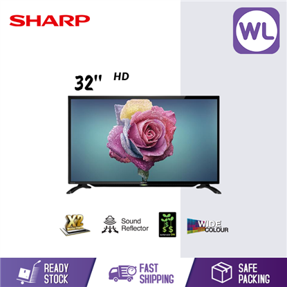 Picture of SHARP 32'' AQUOS HD READY TV 2TC32BD1X