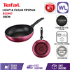 Picture of TEFAL COOKWARE LIGHT & CLEAN FRYPAN B22407 (30CM)