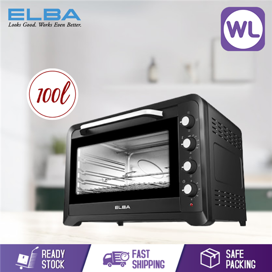 Picture of ELBA 100L ELECTRIC OVEN EEO-G1029(BK)