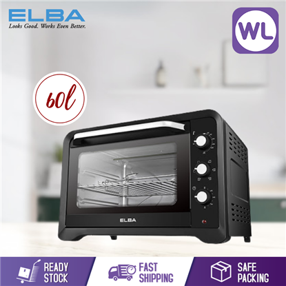 Picture of ELBA 60L ELECTRIC OVEN EEO-G6029(BK)