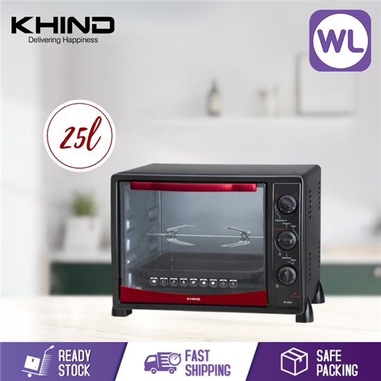 Picture of KHIND 25L ELECTRIC OVEN OT2502