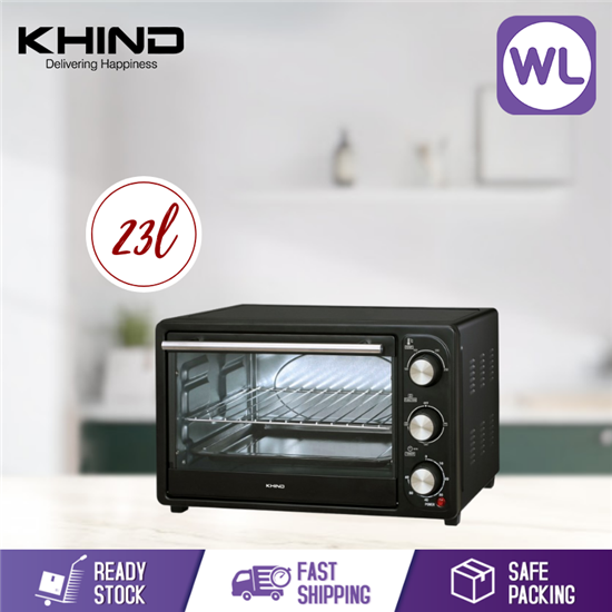 Picture of KHIND 23L ELECTRIC OVEN OT23B