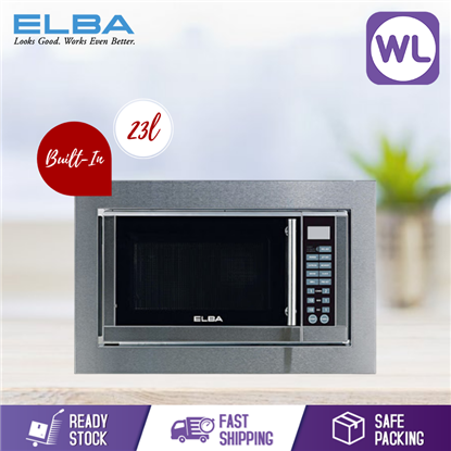 Picture of ELBA 23L BUILT-IN MICROWAVE OVEN EMO-2306BI