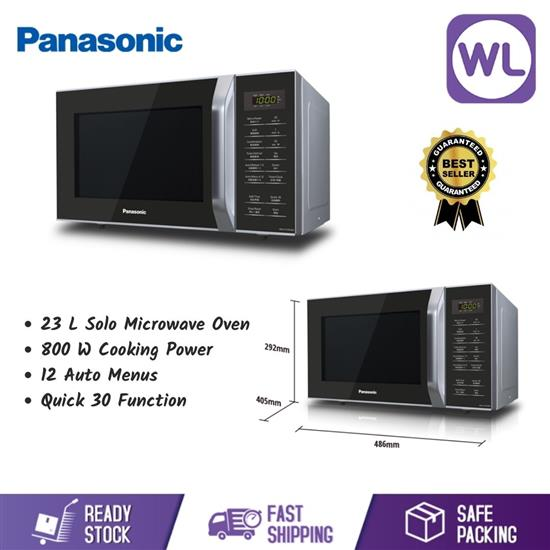 Picture of PANA MICROWAVE OVEN NN-GT35HMMPQ /HBMPQ W/GRILL