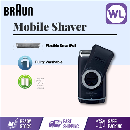 Picture of BRAUN MOBILE SHAVER M30