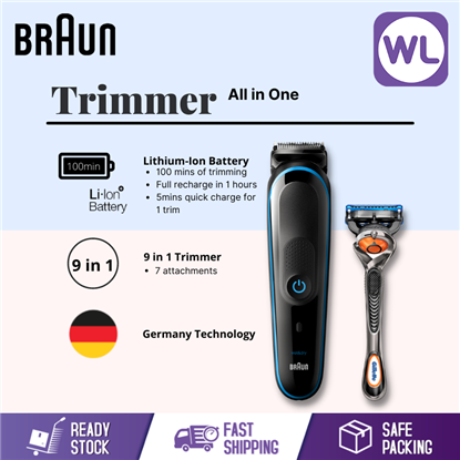 Picture of BRAUN ALL IN ONE TRIMMER MGK5280