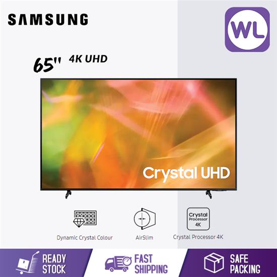 Picture of SAMSUNG 65'' 4K UHD SMART TV UA65AU8000KXXM
