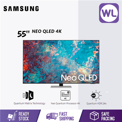 Picture of SAMSUNG 55'' NEO QLED 4K SMART TV QA55QN85AAKXXM