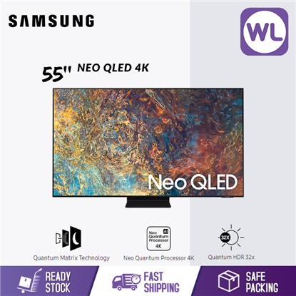 Picture of SAMSUNG 55'' NEO QLED 4K SMART TV QA55QN90AAKXXM