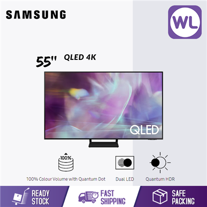 Picture of SAMSUNG 55'' QLED 4K SMART TV QA55Q60AAKXXM