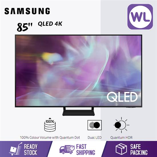 Picture of SAMSUNG 85'' QLED 4K SMART TV QA85Q60AAKXXM