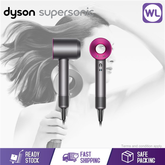 Picture of DYSON SUPERSONIC HAIR DRYER HD03 (IRON/FUCHSIA)