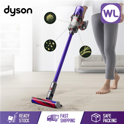 Picture of DYSON DIGITAL SLIM™ FLUFFY EXTRA VACUUM CLEANER (PURPLE/IRON)