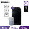 Picture of SAMSUNG 13kg TOP LOAD WASHER WA13T5360BV/FQ