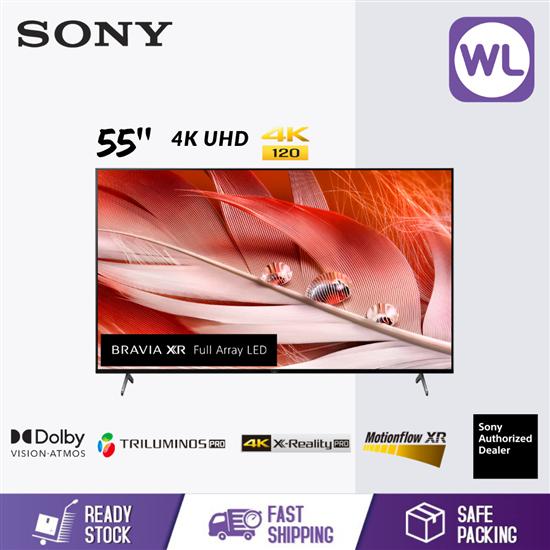 Picture of SONY 55'' BRAVIA XR 4K UHD SMART TV XR-55X90J