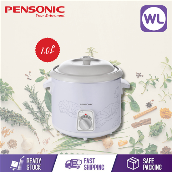 Picture of PENSONIC 1.0L SLOW COOKER PSC-101