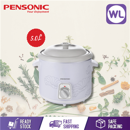 Picture of PENSONIC 5.0L SLOW COOKER PSC-501
