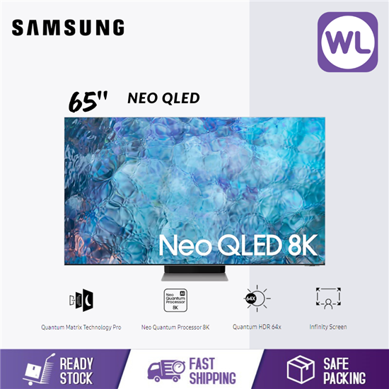 Picture of SAMSUNG 65'' NEO QLED 8K SMART TV QA65QN900AKXXM