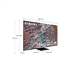 Picture of SAMSUNG 65'' NEO QLED 8K SMART TV QA65QN800AKXXM